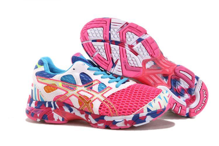 Asics Gel Noosa Tri 7 Women's Running Shoes Cherry Pink