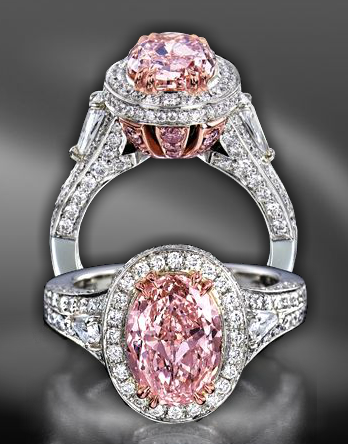 Gorgeous From Charles Krypell Charles Krypell Pink Diamond