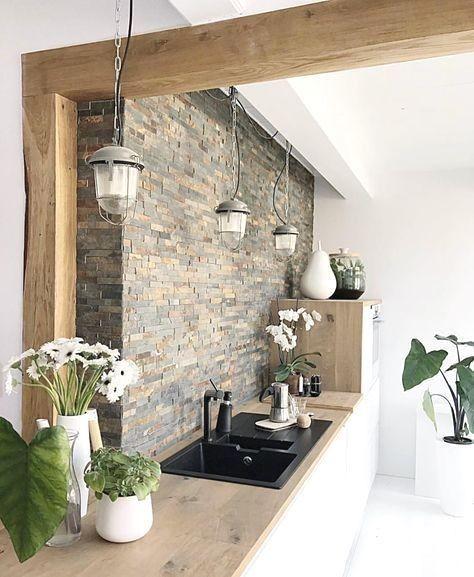 FIND OUT: Wooden Kitchen Interior Design Ideas | Simdreamhomes #woodenkitchendes #contemporarykitcheninterior