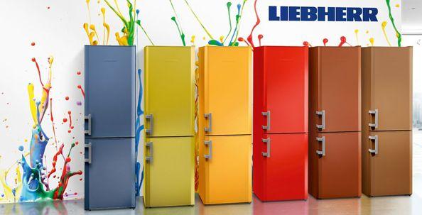 Combinele frigorifice Liebherr