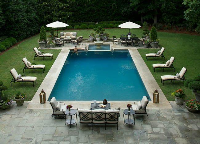 Bon SunSpot Pool U0026 Patio Outdoor Space Design Ideas Pool And Patio Decor