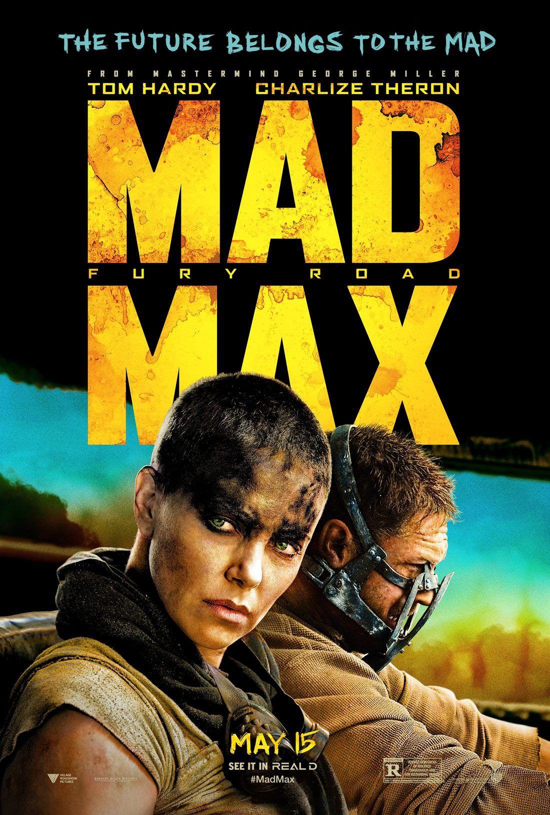 Mad Max Fury Road Original Title M 14 2h Action Adventure