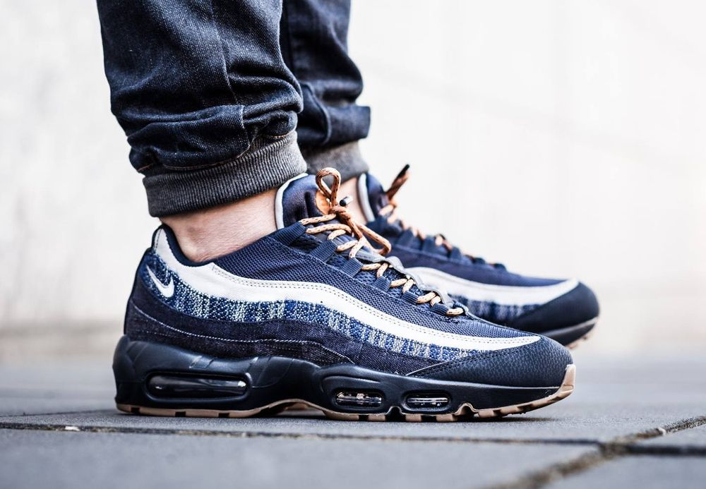 release date 9bd7b 82c18 Nike Air Max 95 Premium  Denim  post image