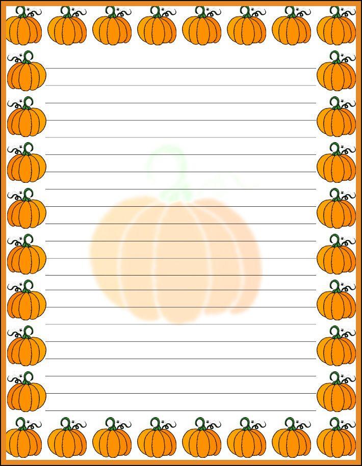 pumpkin handwriting paper vintage pumpkin background halloween pumpkin handwriting paper vintage pumpkin background halloween letterhead writing paper