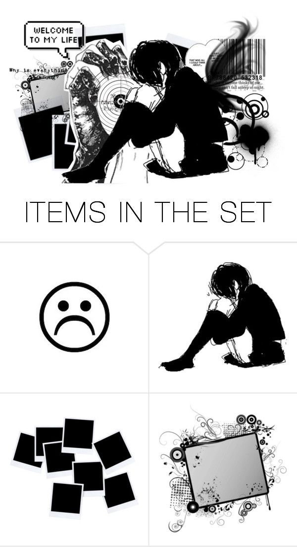 """Welcome to my Life"" by requiem-of-kingdom-hearts ❤ liked on Polyvore featuring art"