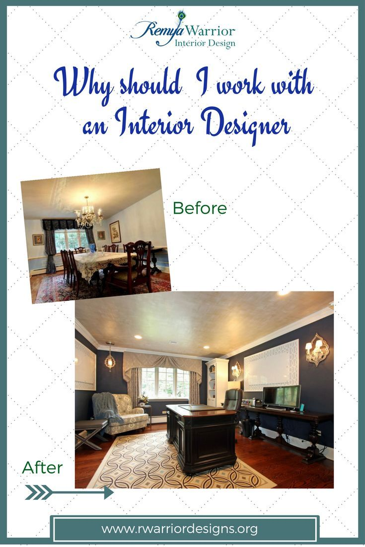 9 Reasons To Work With An Interior Designer