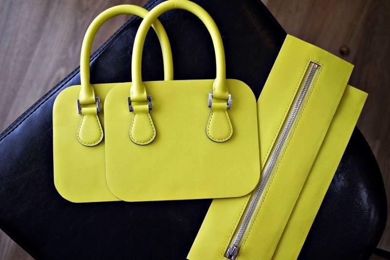 #handstitchedleather #miniboston #평범한 #dailybag #style #leatherworks…