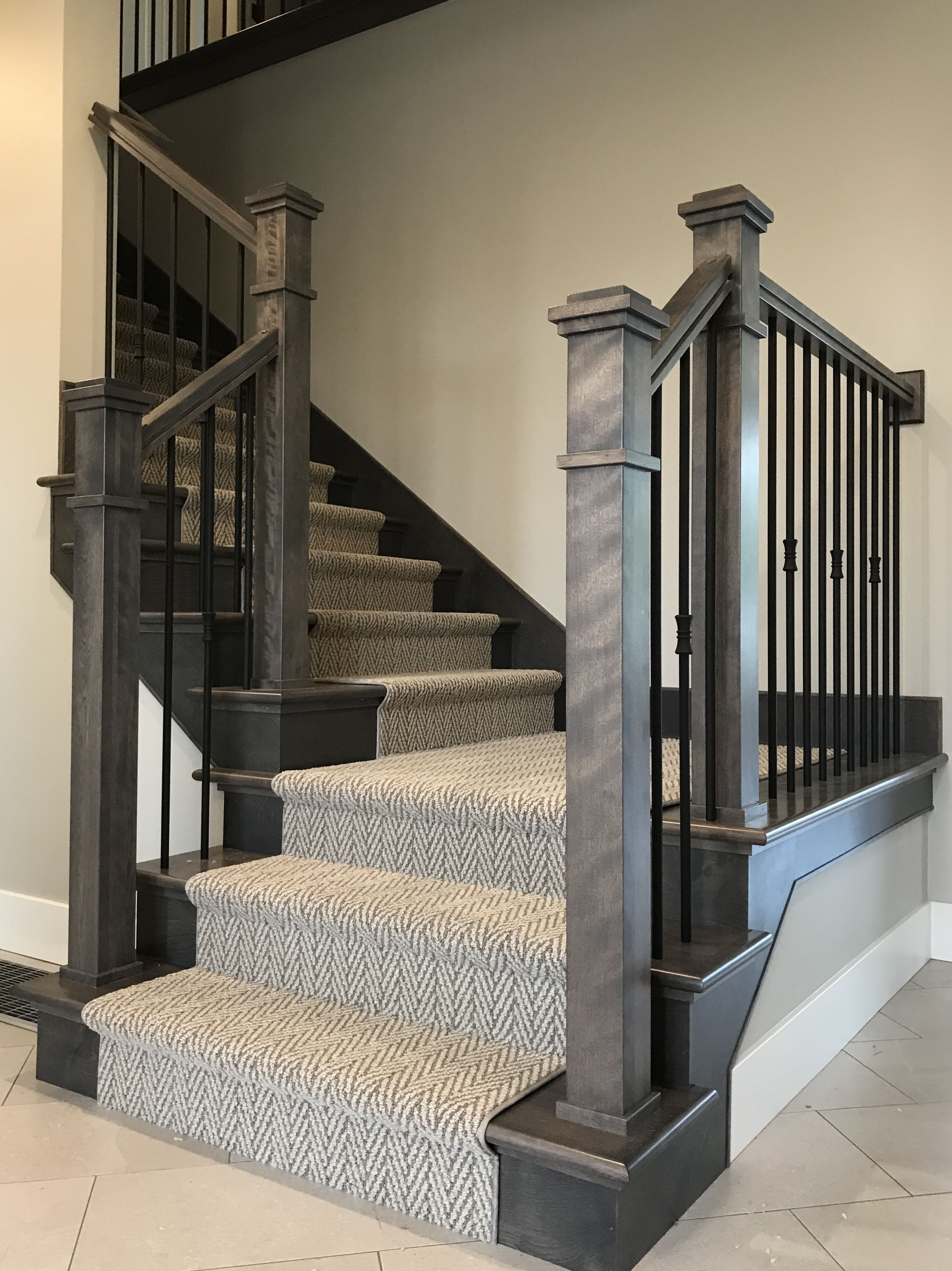 Best Anderson Tuftex Natural Stair Runner Carpet Staircase 400 x 300