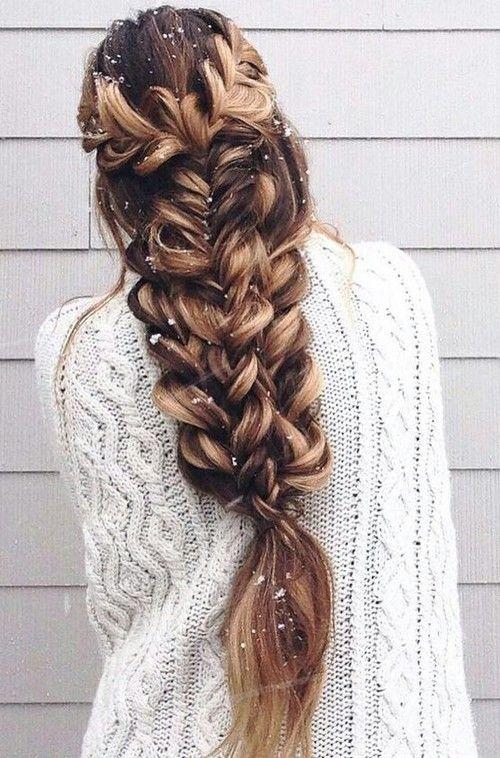 Braid Hairstyles For Long Hair Amusing Hair Braid And Hairstyle Image  Hair Ideas  Pinterest  Hair