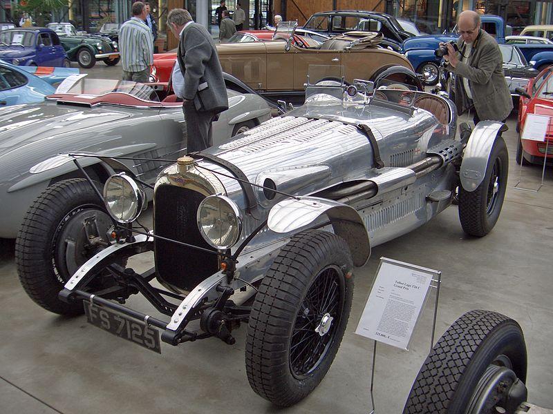 Lagonda Rapier, early 30s Autos Antiguos > 1930 al 1949