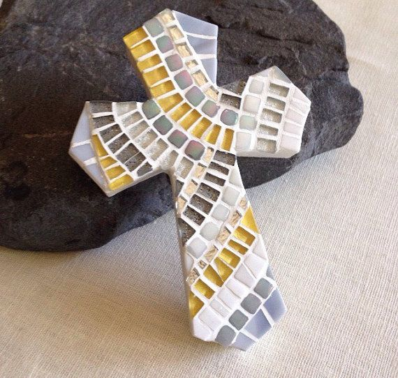 Gift for baptism baptism cross yellow gray cross godchild gift for baptism baptism cross yellow gray cross godchild gift wall cross christening gift decorative cross godparent gift negle