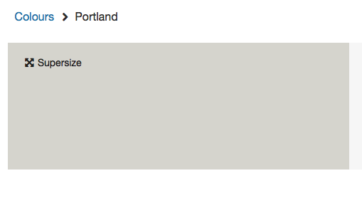 Dulux Portland A Very Light Grey That Looks Grey Against Bright - Portland paint