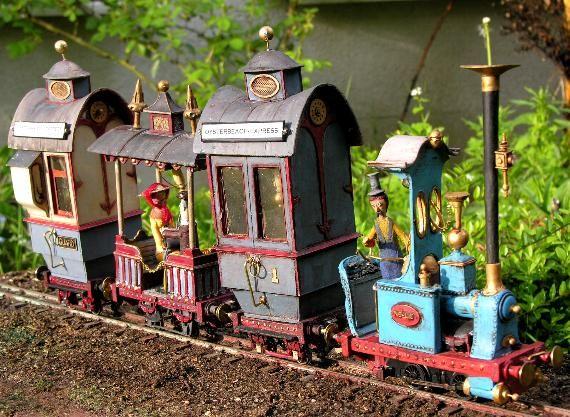 Gn15 emett trains - Google Search   Model Train Extras