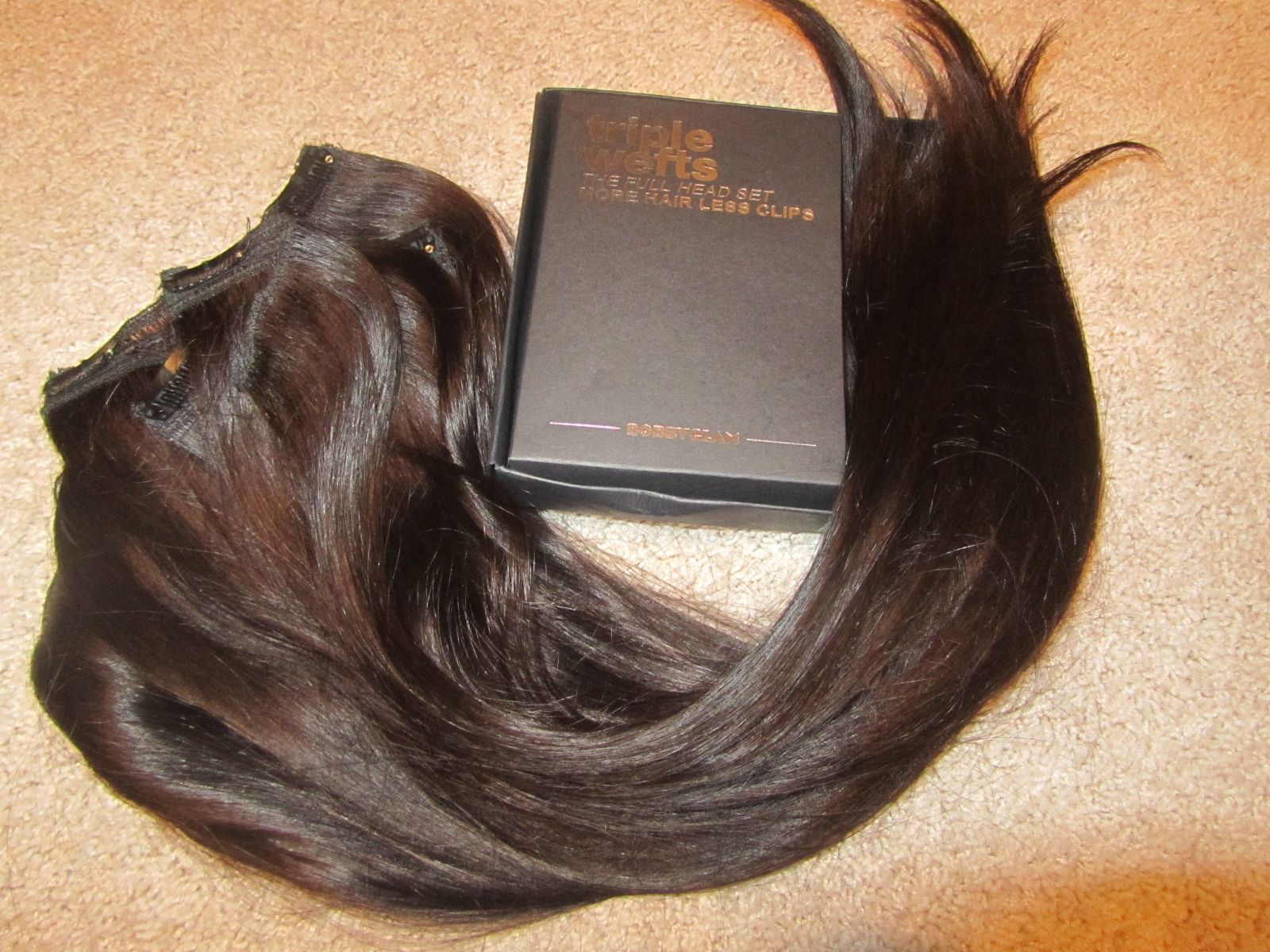 Best Hair Extensions Ive Ever Had They Are Triple Weft Bobbyglam