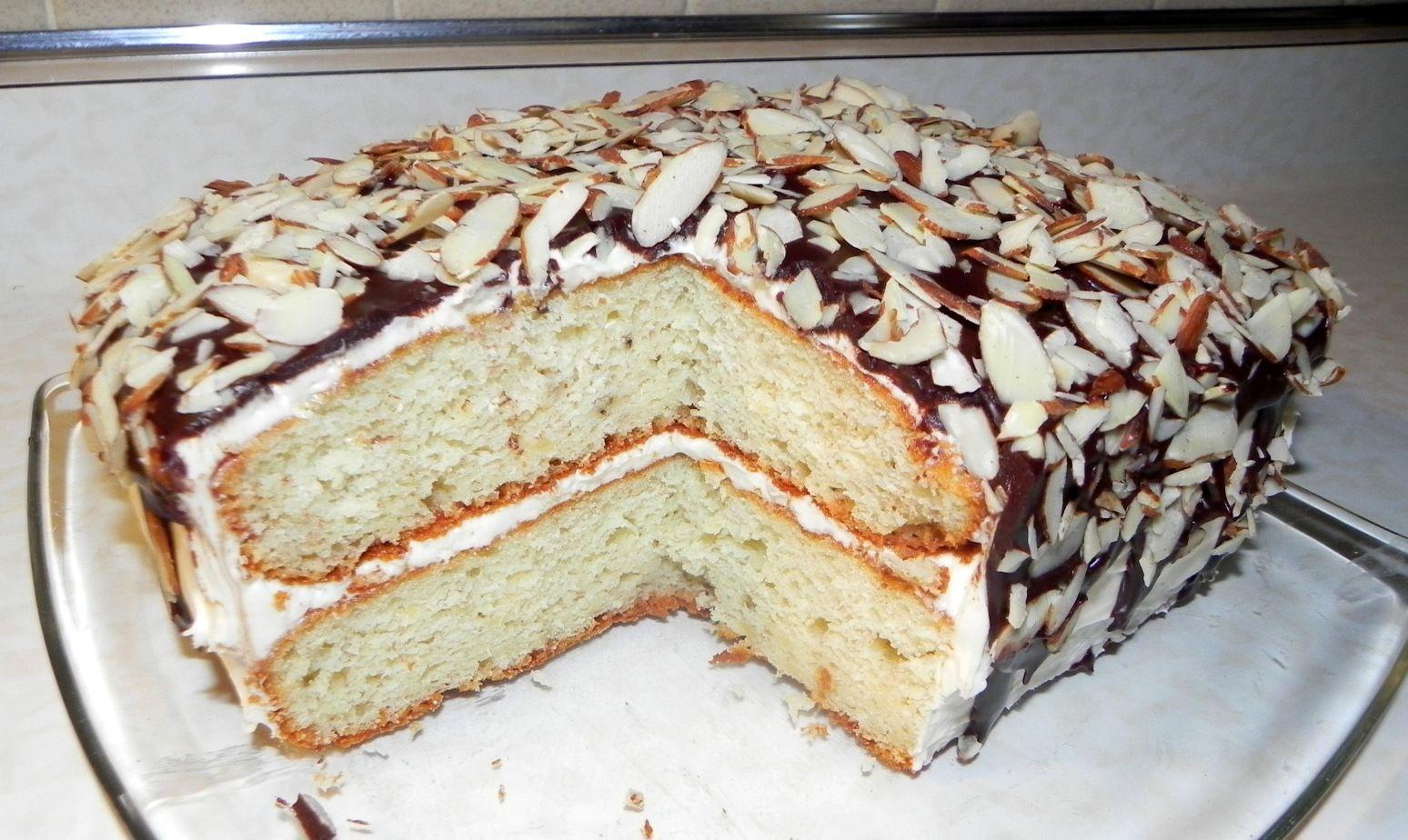 Banana sour cream cake recipe banana sour cream cake