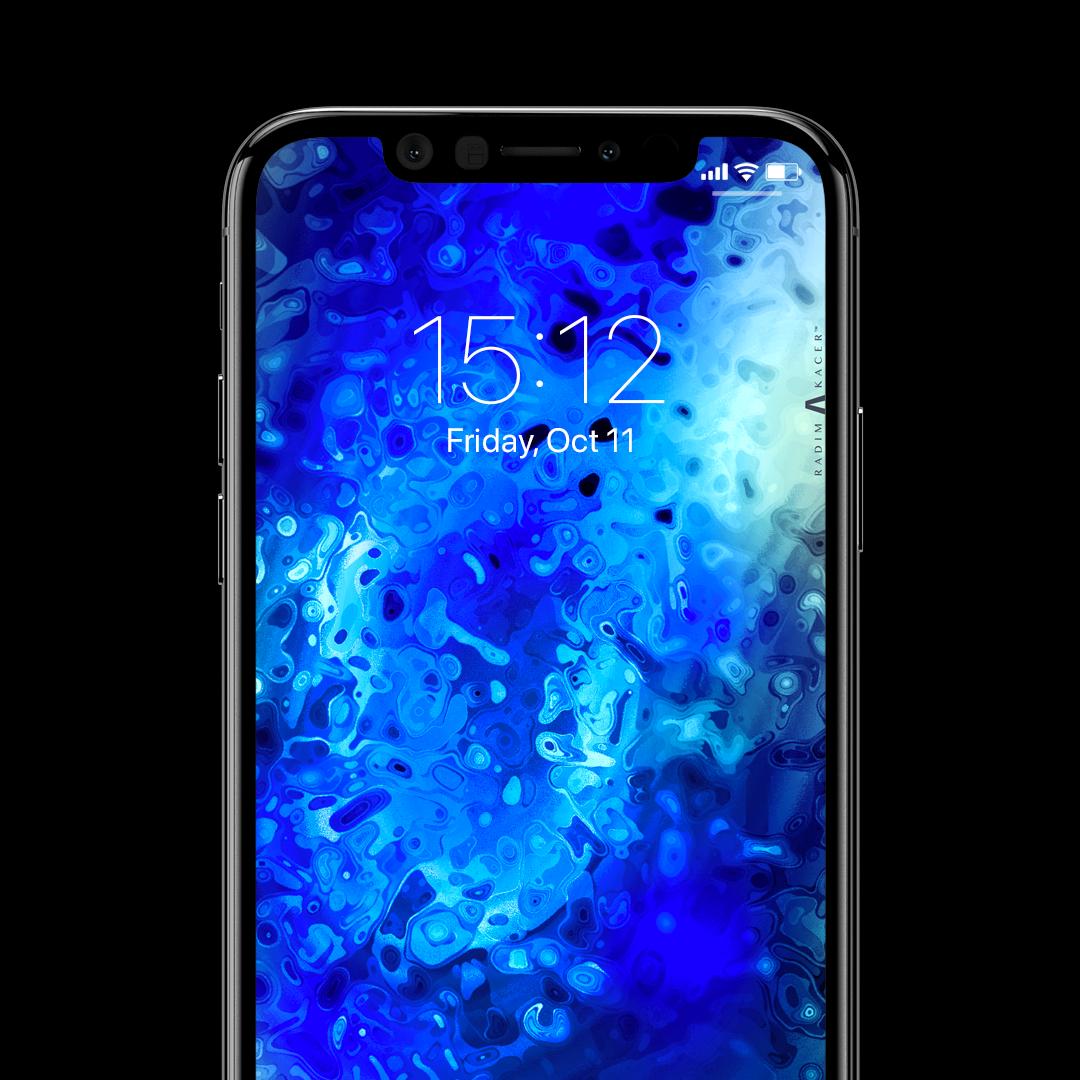 Ultramarine Wallpaper From Radim Kacer Convert Your Phone
