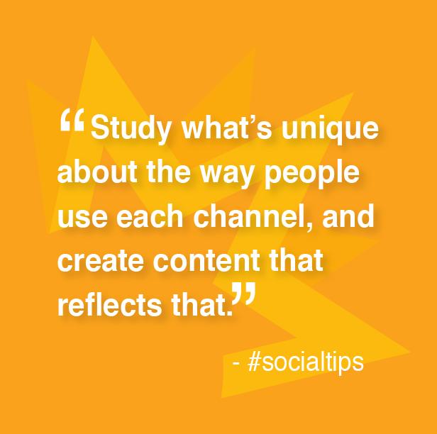 #SocialTips