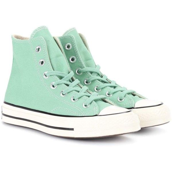 4ed9482fe0 Converse Chuck Taylor All Star Sneakers (320 BRL) ❤ liked on Polyvore  featuring shoes