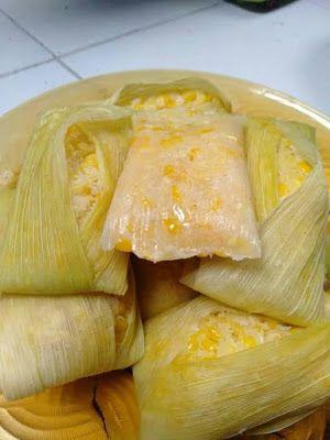 Resep Lepet Jagung : resep, lepet, jagung, Lepet, Jagung, Manis, Makanan,, Resep,, Makanan, Penutup