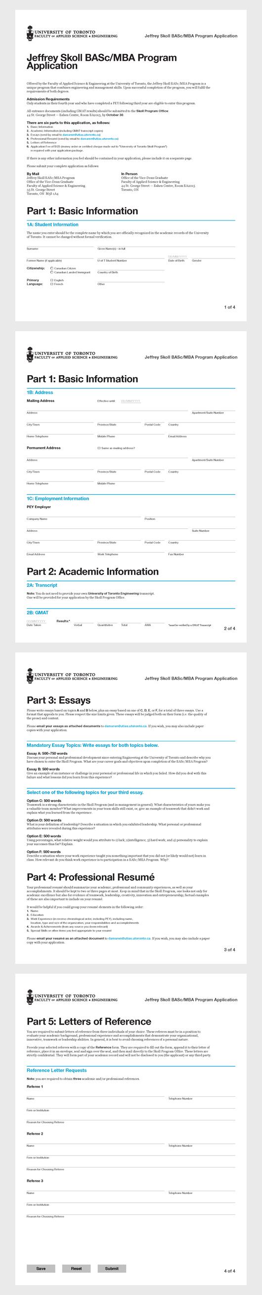 Katherine Carney  Skoll Application Form  Get Inspired  Design