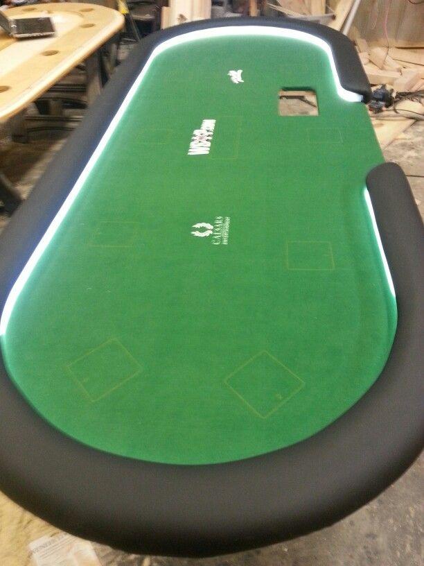 Wsop Table Custom Poker Tables Poker Table Poker