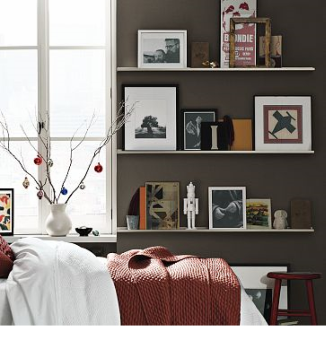 Captivating How To Hang A Gallery Wall. Photo Ledge DisplayDisplay ShelvesDisplay ...