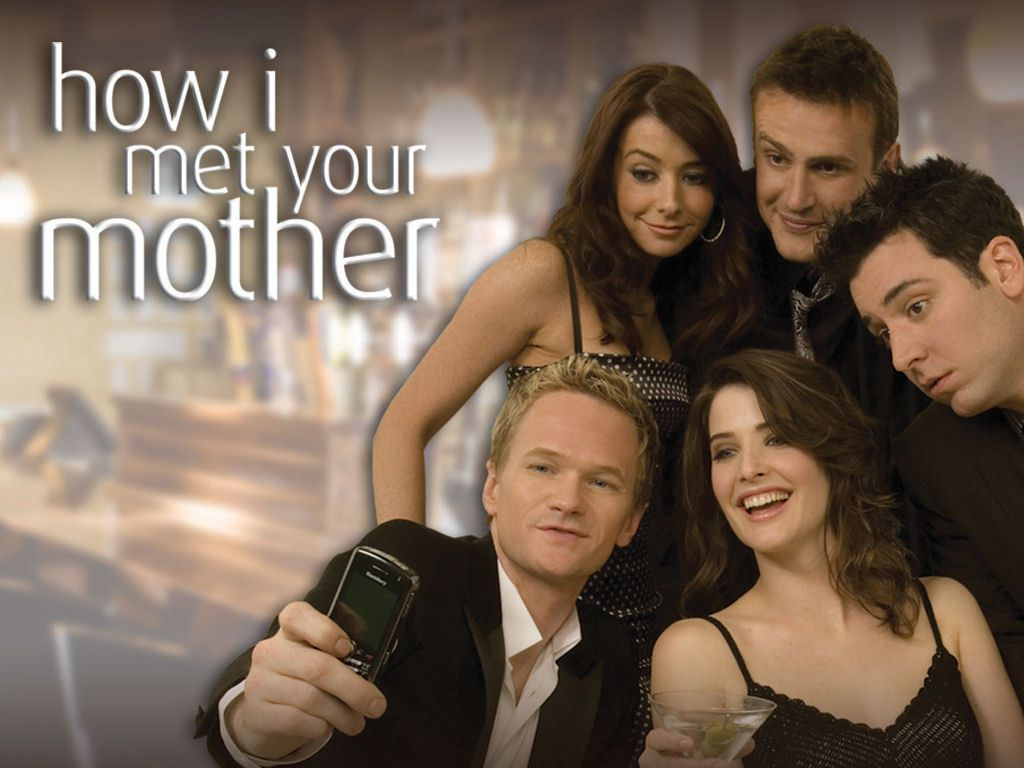 How I Met Your Mother ~ follows the social and romantic lives of Ted Mosby and his 4 best friends.  Ted using voiceover narration, in the year 2030 recounts to his son and daughter the events that led to his meeting their mother