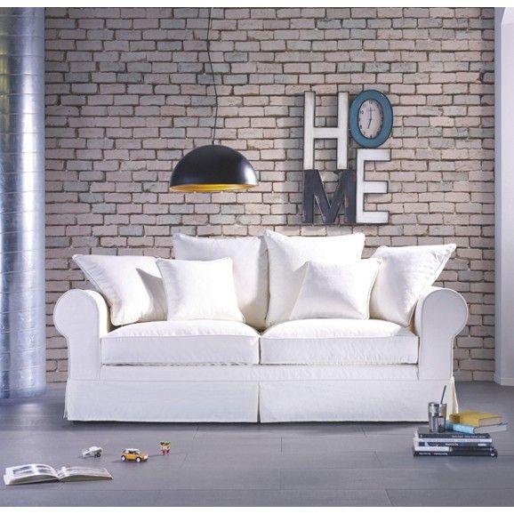 Sofa Naturweiß Daunenfedern bei mömax günstig online zu bestellen - wohnzimmer couch günstig