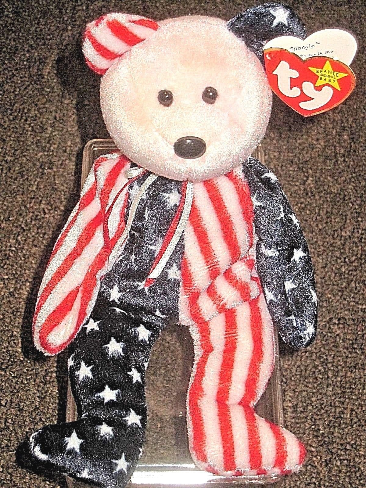 20 Of The Most Valuable Beanie Babies You Might Have That Are