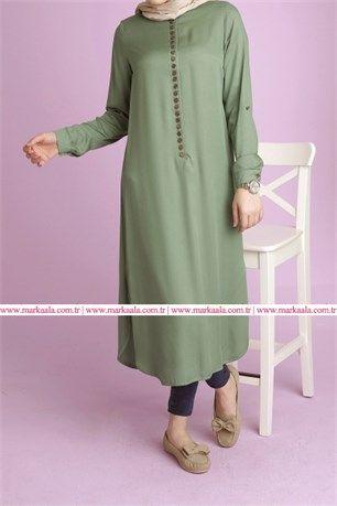 f454145f425cf tesettür giyim tunik modelleri #moda #fashion #diy #tesettür #allday #tunik  #bwest #tesettür #bayan #pantolon #etek #şal #yaz #elbise #ayakkabı #pilise  ...