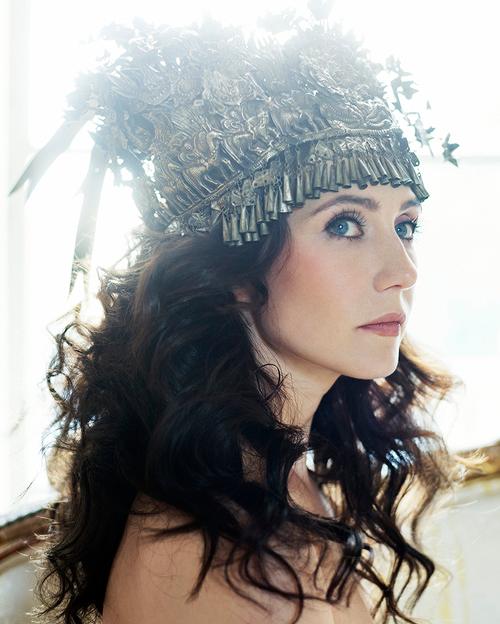Carice van Houten by Eric van den Elsen (JAN 2012)