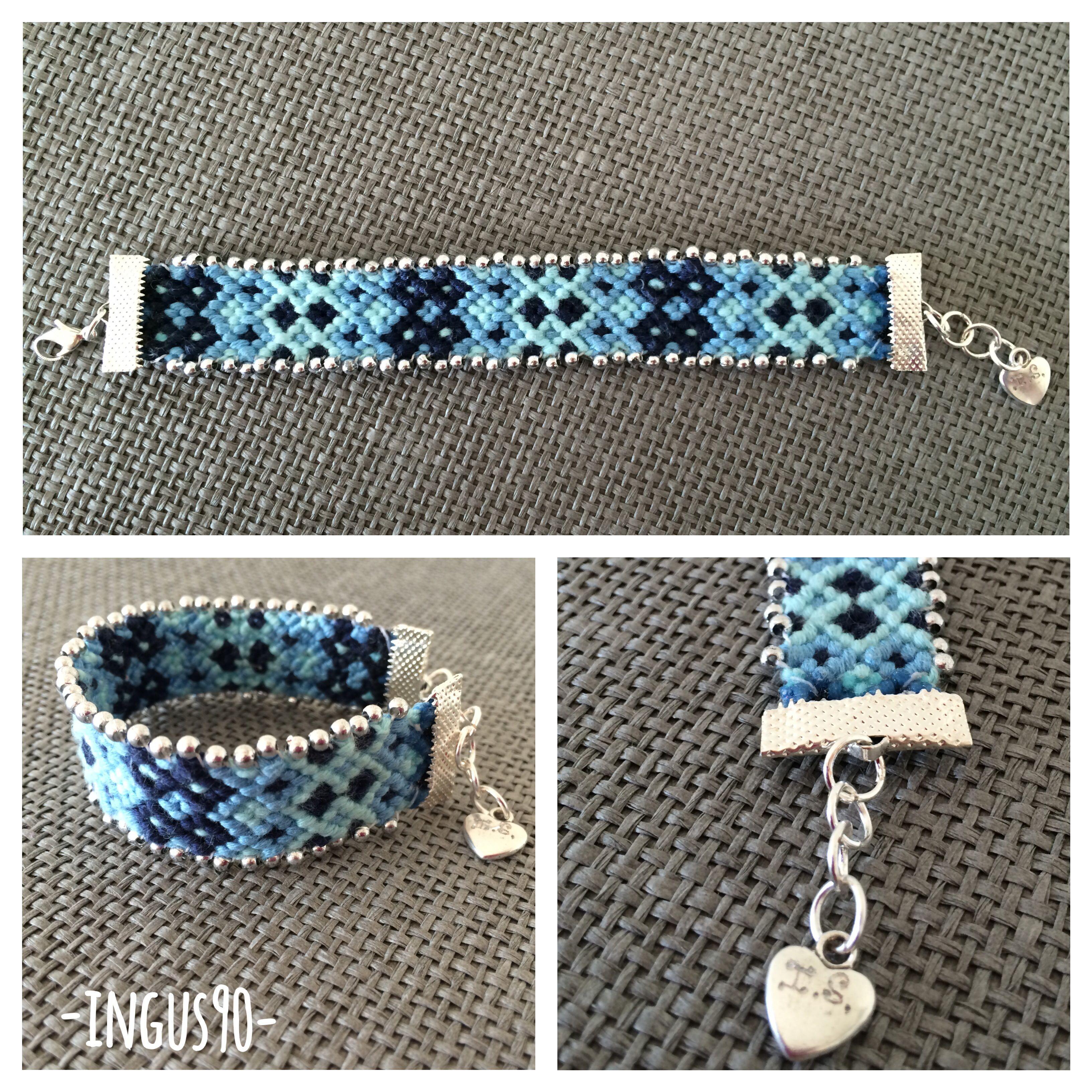 Friendship bracelet. By @ingus90