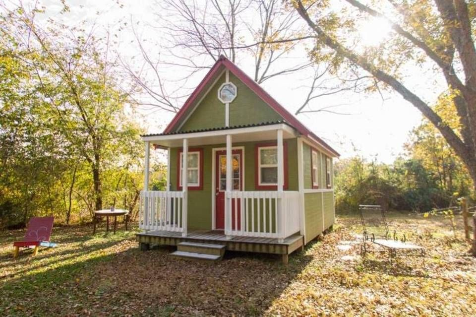The Tiny House Collective Kansas City Is Optimistic That It Will Be Able To Move Forward In Developing Plans Build A 12 Unit Village
