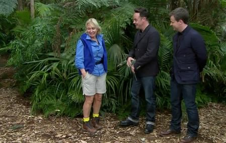 ant and dec | Celebrity 2012: Ant and Dec say Nadine Dorries is a MILF ...