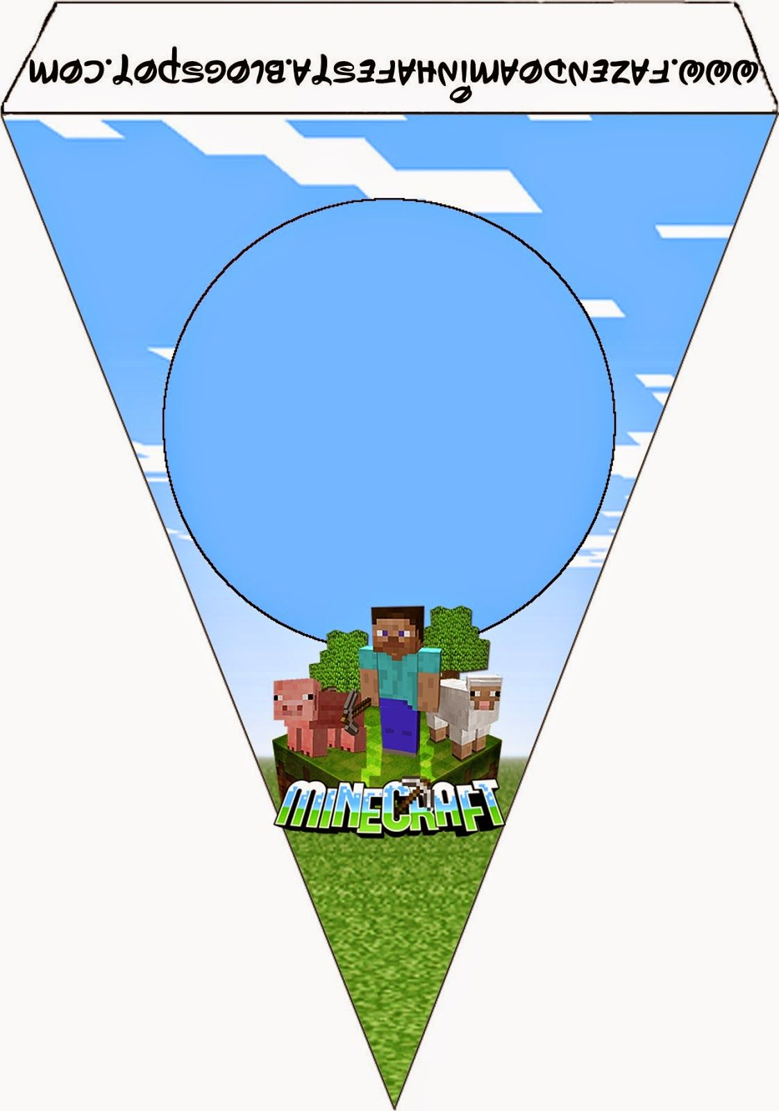 It is a photo of Fabulous Free Printable Chevron Banner Minecraft