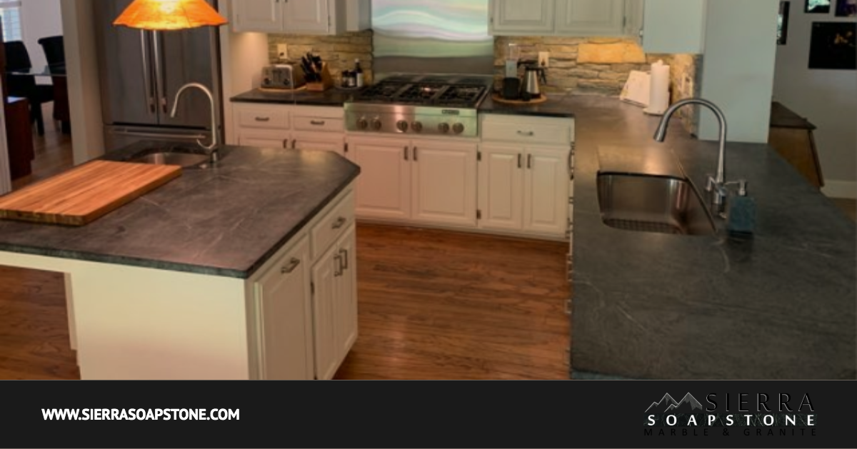 Admirable Remodeling Your Kitchen Soapstone Is Easy To Clean Heat Download Free Architecture Designs Scobabritishbridgeorg