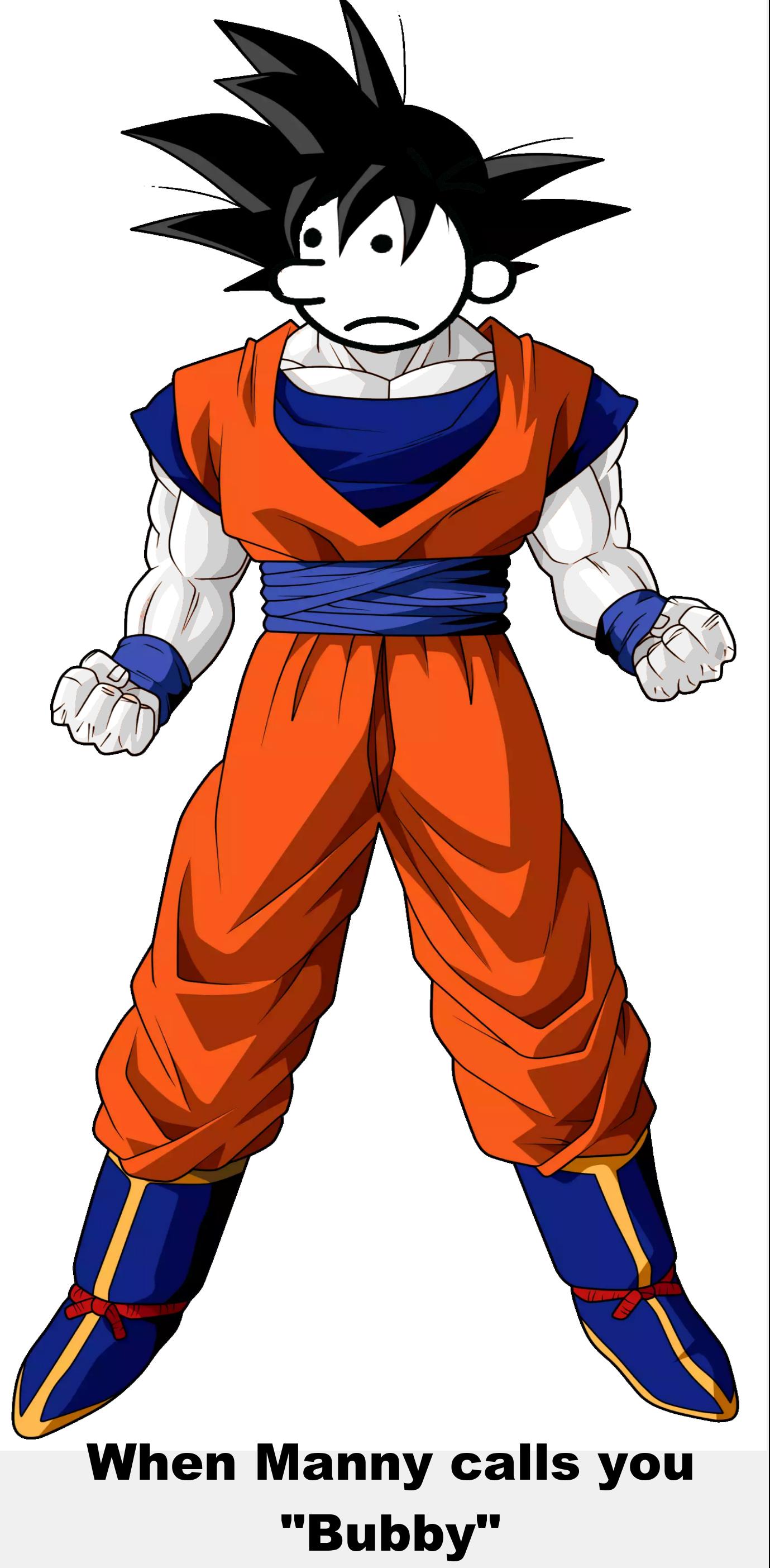 Super Saiyan Greg Kid Memes Wimpy Kid Dragon Ball Super