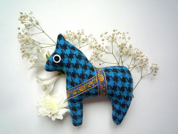 Blue horse chinese symbol of the year  soft art  by wassupbrothers, $30.00