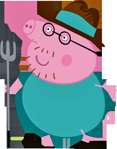 Résultats de recherche d'images pour « personagens peppa pig »papi
