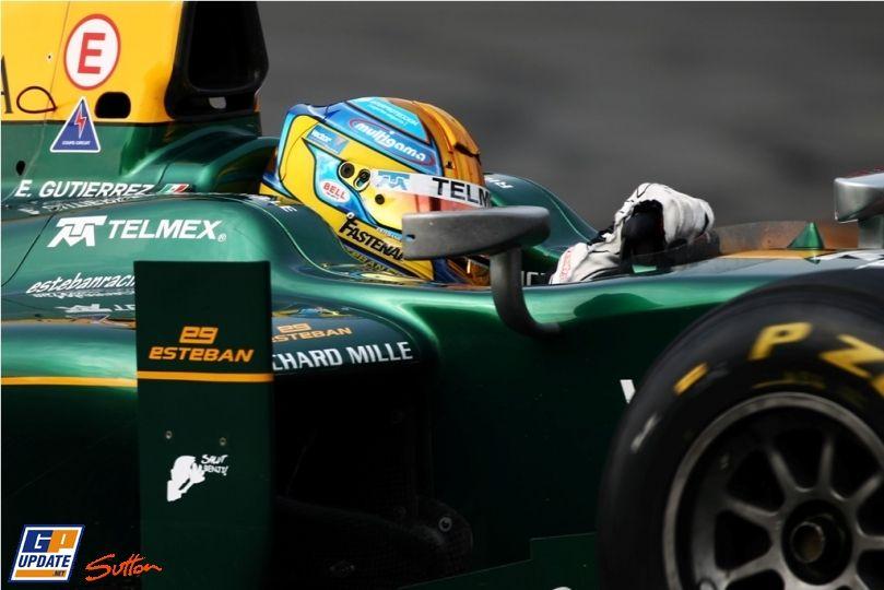 Esteban Gutierrez, ART Grand Prix, GP2: Italy 2011, GP2