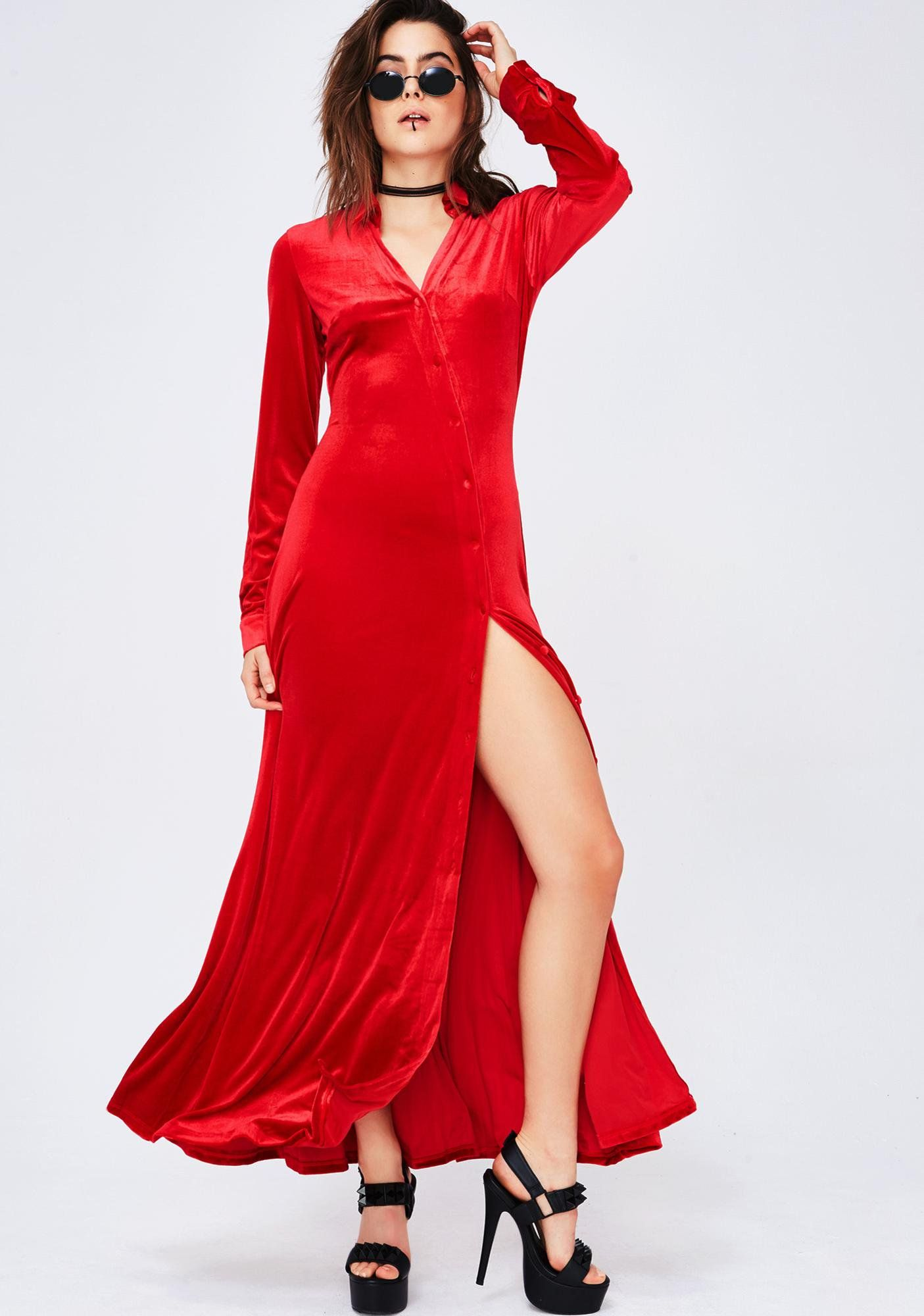In charge velvet dress maxi dresses closure and fast fashion