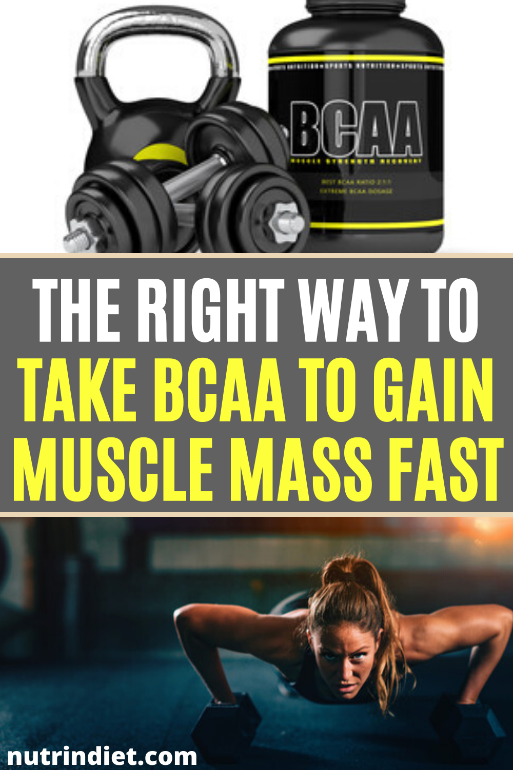 The Right Way To Take Bcaa Supplement To Gain Muscle Mass Fast In 2020 Bcaa Benefits Bcaa Gain Muscle Mass