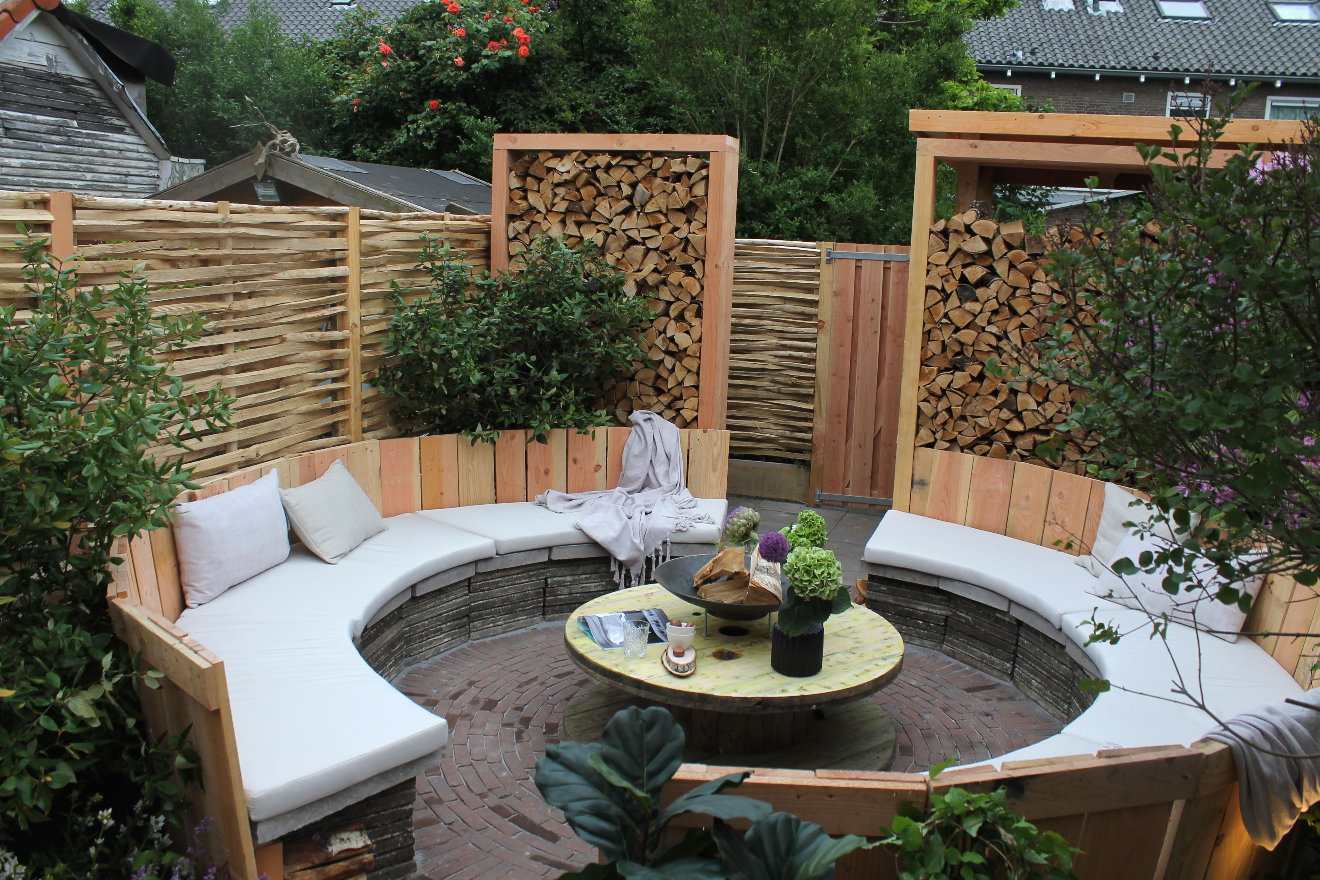 Loungeset Klein Loungeset Kleine Tuin Fabulous Beautiful Information With