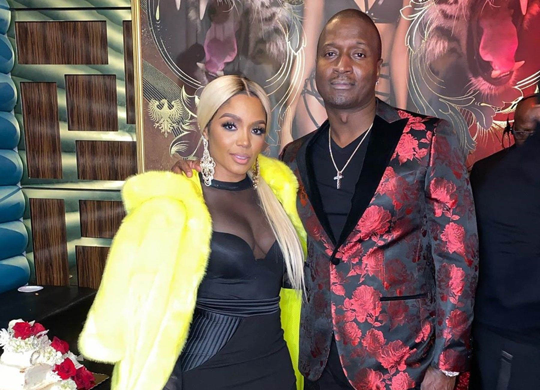 Rasheeda Frost Looked Gorgeous For New Year's Eve – See The Video Featuring Kirk Frost
