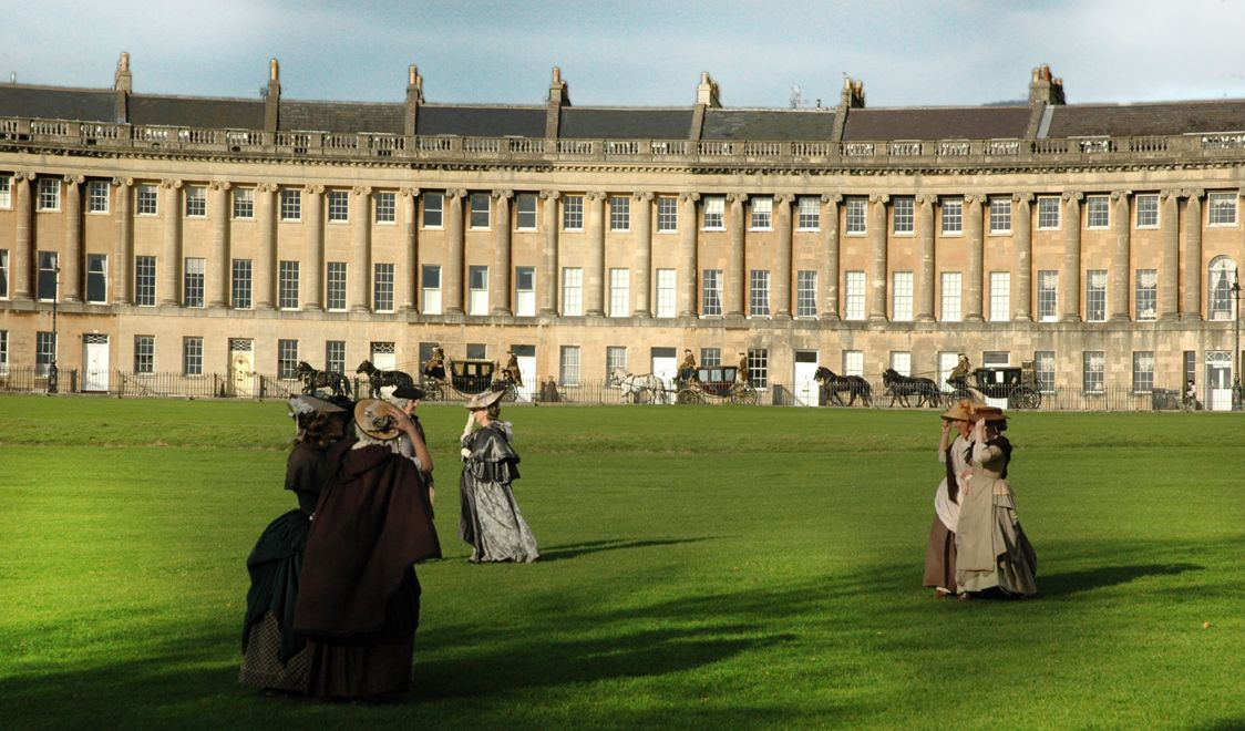 Bath: where Jane Austen comes to life every year - In the 200th anniversary since the publication of Jane Austen's most acclaimed novel, Pride and Prejudice, the yearly Jane Austen Festival which takes place in Bath is bigger and better than ever.