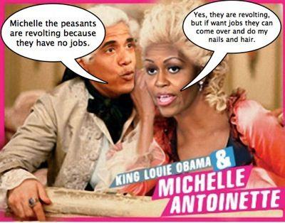 He can say he created one job!