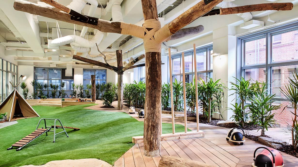Image result for childcare centre outdoor environments