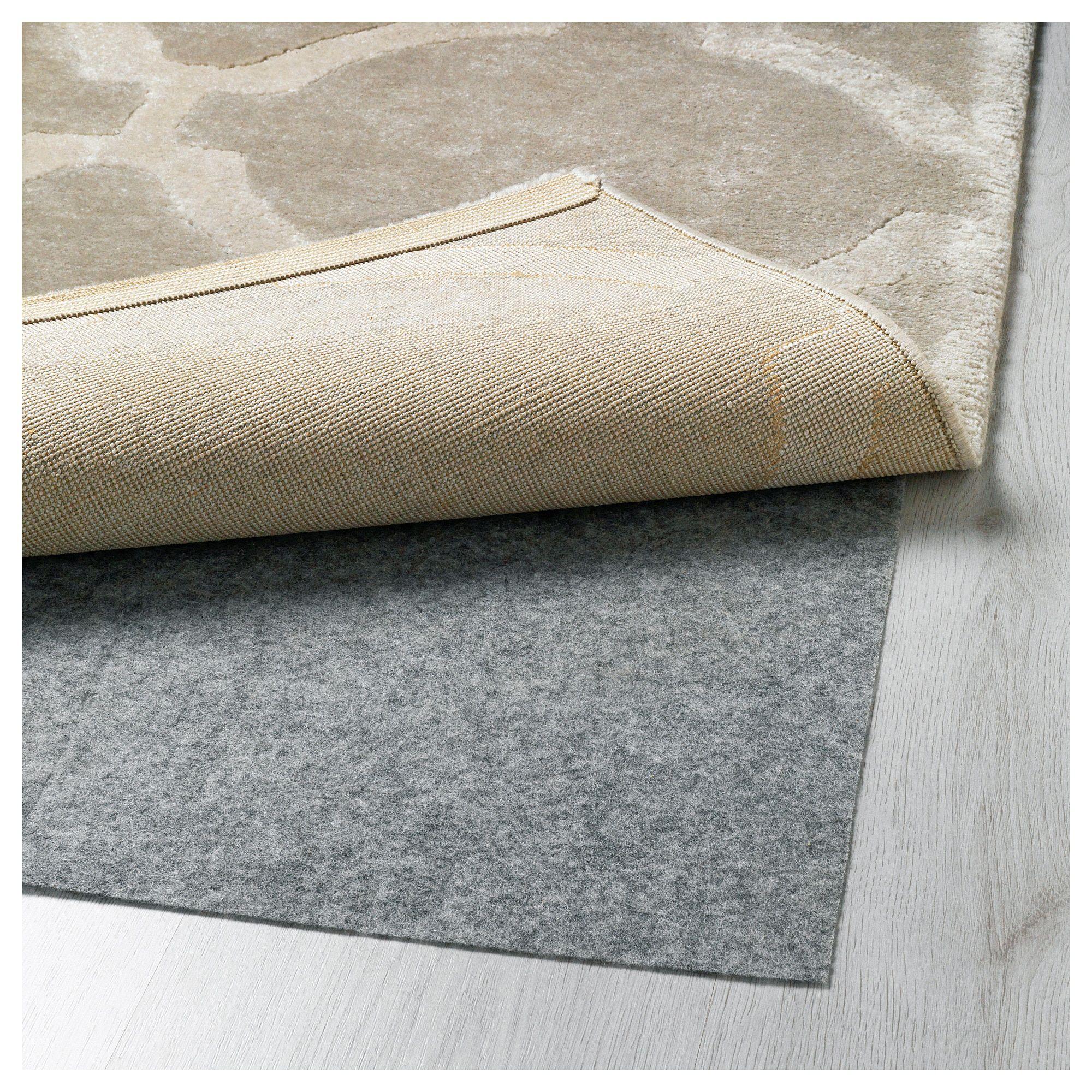 Low Pile Gray White Ikea