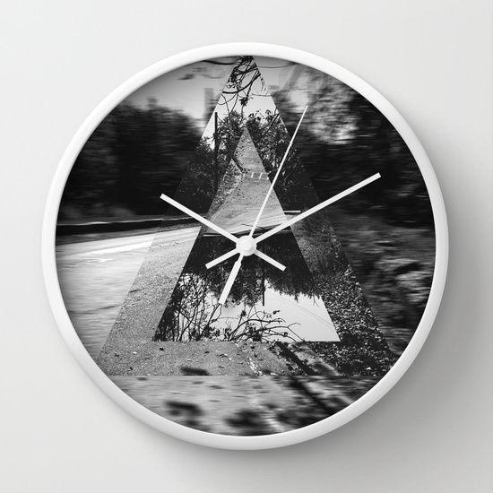 DEEP PATH Wall Clock