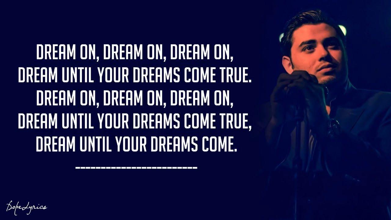 Josh Michaels - Dreams Come True (Lyrics)